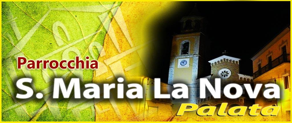 Parrocchia S. Maria La Nova – Palata (CB)