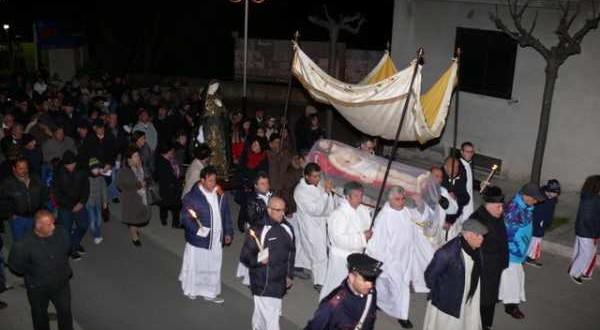 Processione del Venerdì Santo – 3 aprile 2015