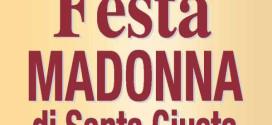 Festa Madonna di S. Giusta – Solennità di Pentecoste