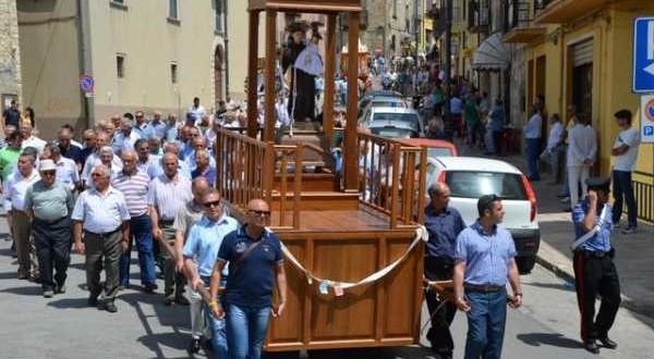 Festa di S. Antonio da Padova 13-06-2015