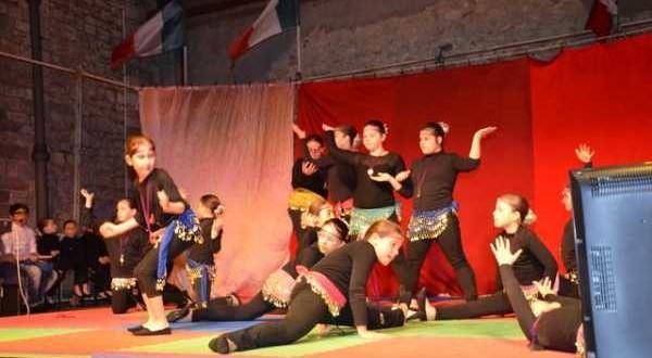 Spettacolo serale per la festa di S. Antonio 13-06-2015