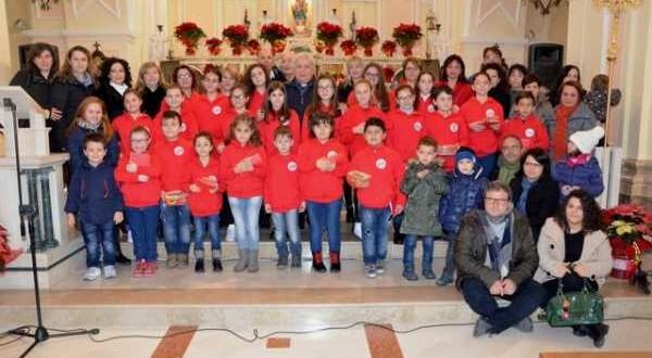 Concerto di Natale de Le dolci note dell'Acr 27-12-2015