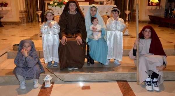 """Recital di Natale 2015: """"In attesa del Messia"""""""
