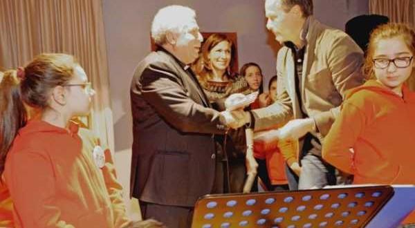 Conc. Don Elio e Dolci Note ACR Casa P. Pio residenza per Anziani S. Giovanni R. 29-12-2015