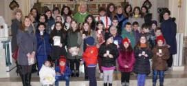 Giornata Acr della Pace e consegna Adesioni Azione Cattolica 24-01-2016