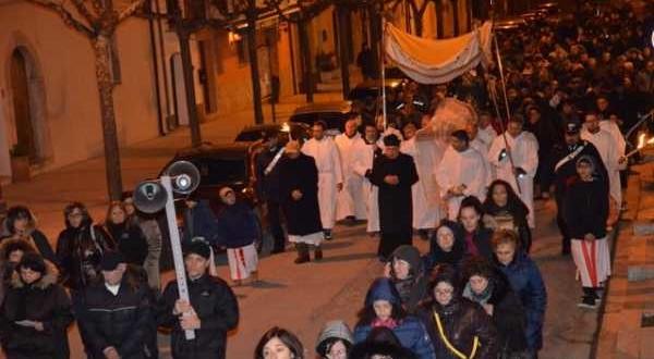 Processione del Venerdì Santo 25-03-2015