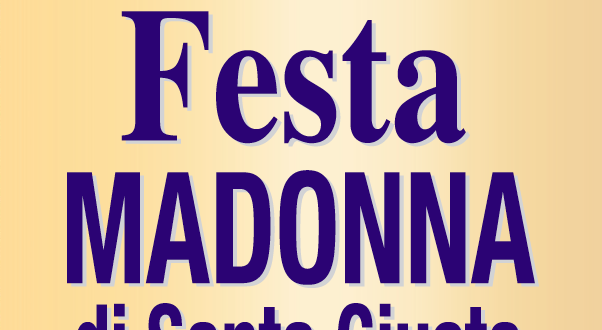 Festa Madonna di S. Giusta