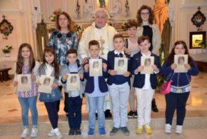 S. Messa Ringraziamento dono Prima Riconciliazione 22-05-2016