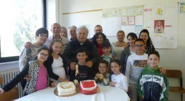 Comunione Fraterna Famiglie 1a Comunione 08-05-2016
