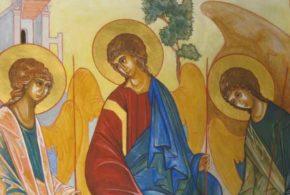 Santissima Trinità – Anno C – 22 maggio 2016