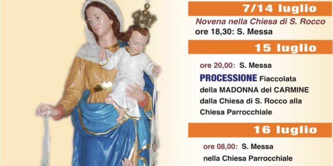 Festa Madonna del Carmine