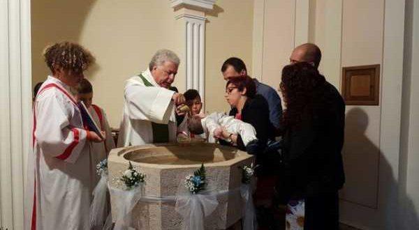 S. Battesimo di Lorenzo Magnante 11-09-16