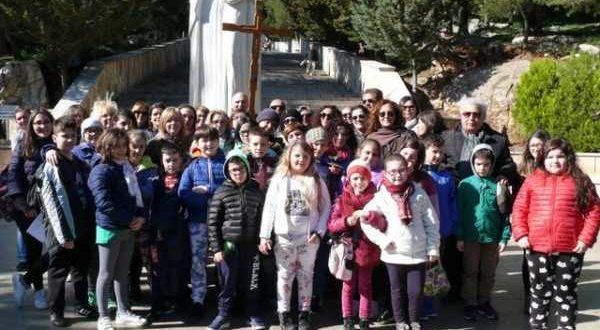 Pellegrinaggio a S. Michele Arcangelo e S. Pio da Pietrelcina 26-03-2017