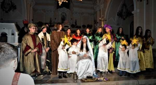 Recital ACR 3a e 2a media notte di Natale 24-12-17