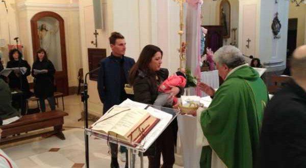 Ringraziamento del dono della Vita e del S. Battesimo del 2017 04-02-2018